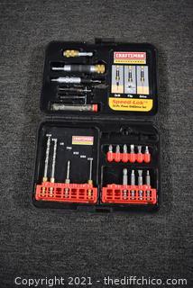 Craftsman Power Drill / Driver Set