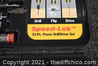 Craftsman Power Drill / Driver Set