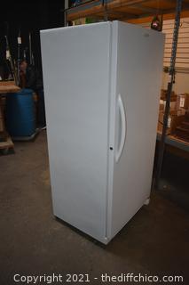 Working Frigidaire Freezer