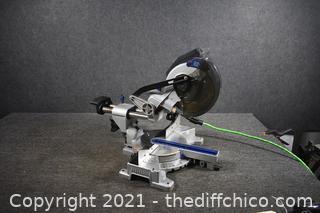 Working Kobalt 7 1/4in Compound Miter Saw