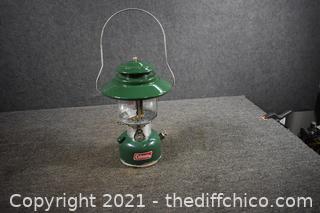 Coleman Lantern Model 228F
