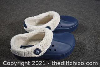 Crocs - size 8 Mens - size 10 Womens