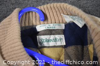 St. Johns' Bay Vest  size L