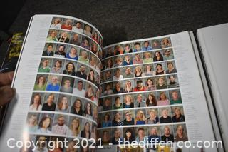 2016 and 2017 Paradise High School Year Books