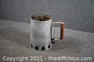 Charcoal Briquet Starter