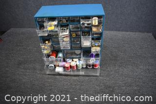 Sewing Items Organizers