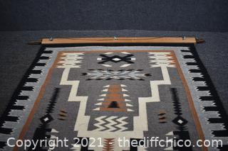 Hand Made Indian Rug