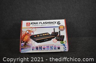 Atari Flashback 6  Classic Game Console