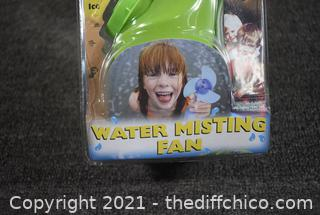 NIB Water Misting Fan