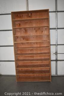 Storage Shelves - 48in x 16in x 96in