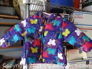 Girls 12 Month Coat