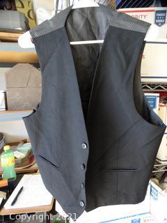 Dress Vest Large