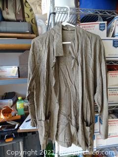 TJM Womens Dress Coat Large
