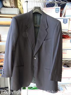 Mani Blue Dress Coat LG- XL