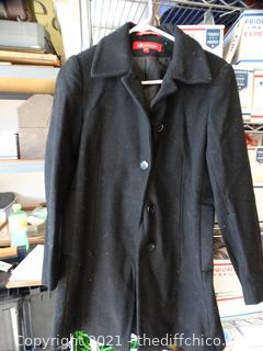 Anne Klein Pea Dress  Coat