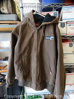 Dri-Duck Heavy Duty Work Coat Large