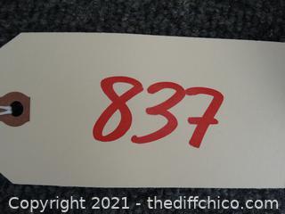 "Signed Framed Noahs Arc Picture 22 1/2"" x 17"""