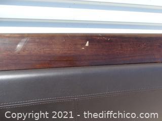 Nice Queen Bed Frame Wood