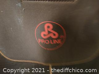 Proline Insulated  Waders shoe Size 9
