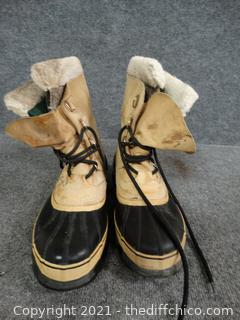 Caribou Boots 12