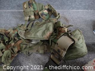 Military Grenade Carrier 40mm