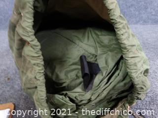 Marine Combat Tent