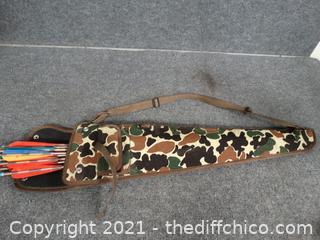 Arrow In Bag