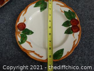 Francisan Dinner  Plates