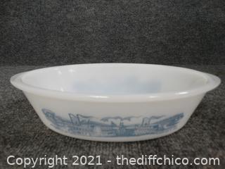 Glass-Bake Dish