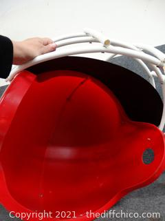 Large Budweiser Helmet Plastic