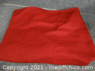 Studio Red Cloth