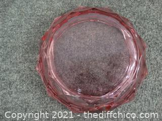 Pinkish Purple Candy Dish