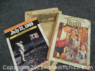 1972 Life Magazines
