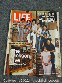 Sept 1971 Jackson 5 Life Magazine