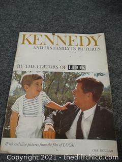 Kennedy Magazine  May 9TH 1961