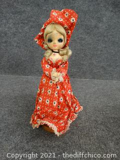 Bradley Doll 1976