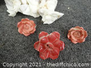 Ceramic Roses (20 )