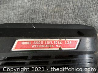 Weller Electric Soldering Gun WKS