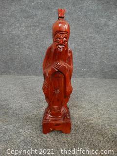 Wood Craved Statue
