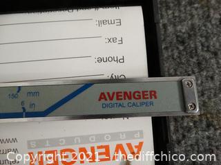 Avenger Digital Caliper