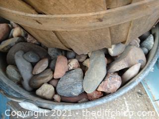 2 Buckets Of Rocks
