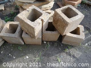 6 Center Blocks