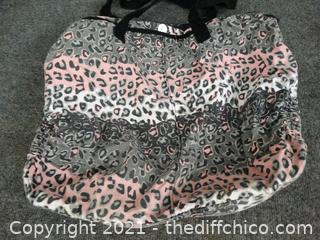 Pink & Gray Bag