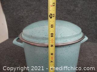 Paula Dean Cooking Pot With Lid