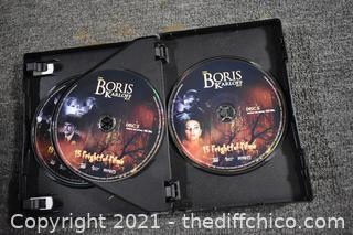 Boris Karloff DVD's