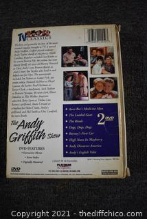 Andy Griffin Show on DVD