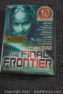 Final Frontier DVD Collection