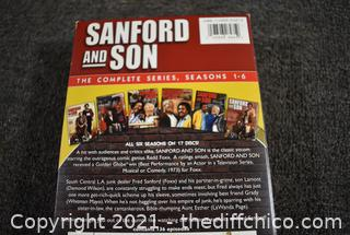 Sanford and Son DVD Collection