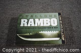 Rambo DVD Collection