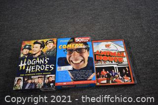 Collectible DVD's